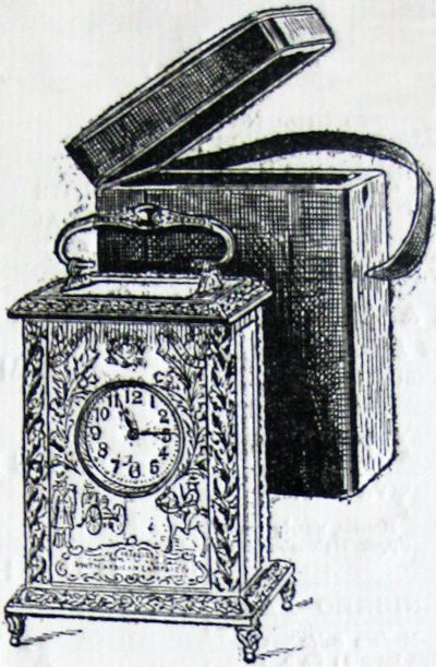Boer-war-clock