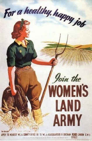 land_army_poster