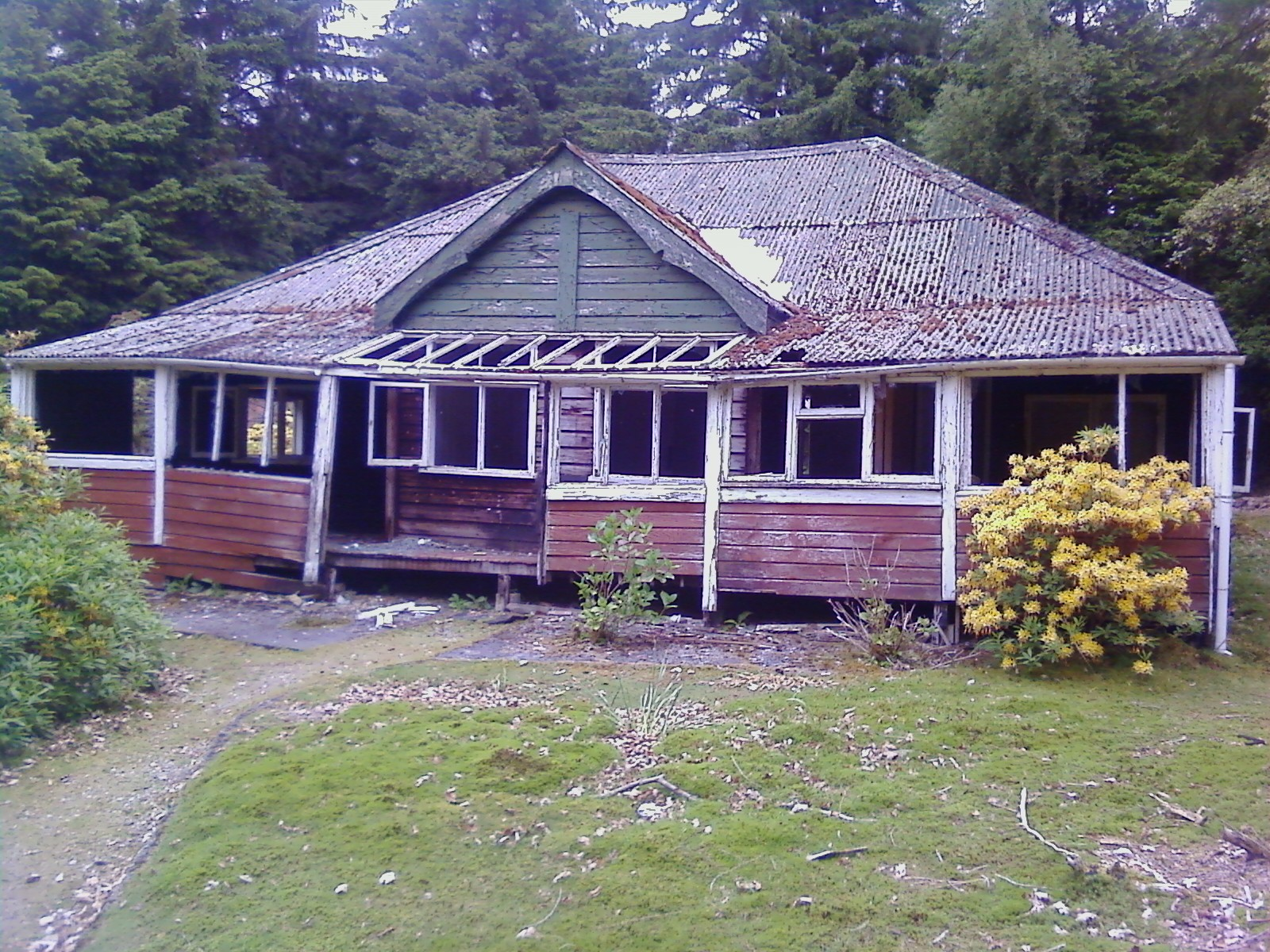 Lady Arran bungalow